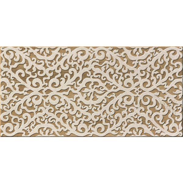 Декор за баня Илма орнамент, 22,3х44,8см, лв/бр