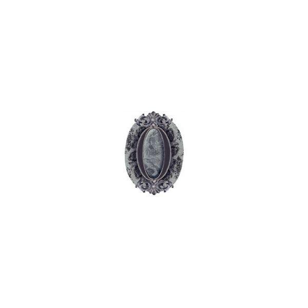 Декоративен елемент Инсерто силвър, 10х14см, лв/бр