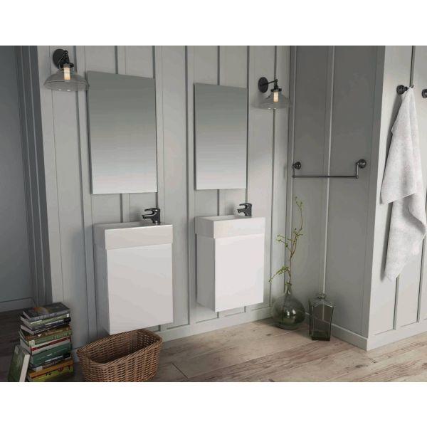 Долен шкаф за баня, ISIK, 40см