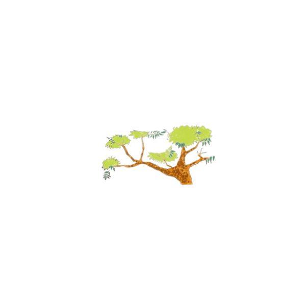 Декор за баня Корона на дърво, 25х50см, лв/бр