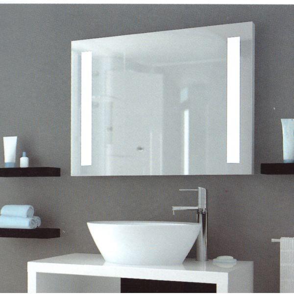 Огледало с LED осветление SM 02, 80см