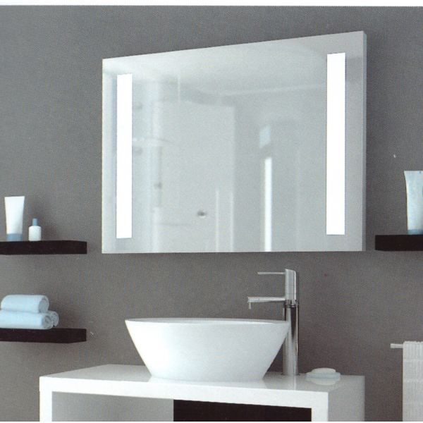 Огледало с LED осветление SM 02, 90см