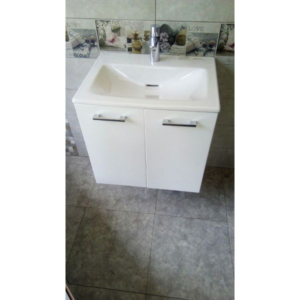 Долен шкаф за баня, EGE Vitrifye Lagina 35 621,  60см