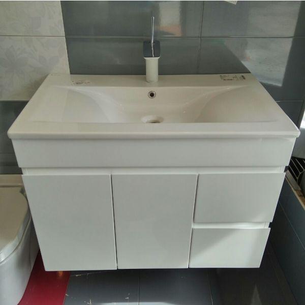 Мебел за Баня ЛАГИНА 80 долен шкаф