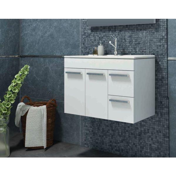 Мебел за Баня AR 080 F долен шкаф, 80см