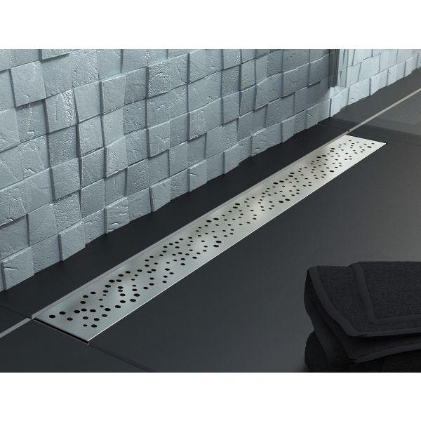 Circles, линеен подов сифон 585мм