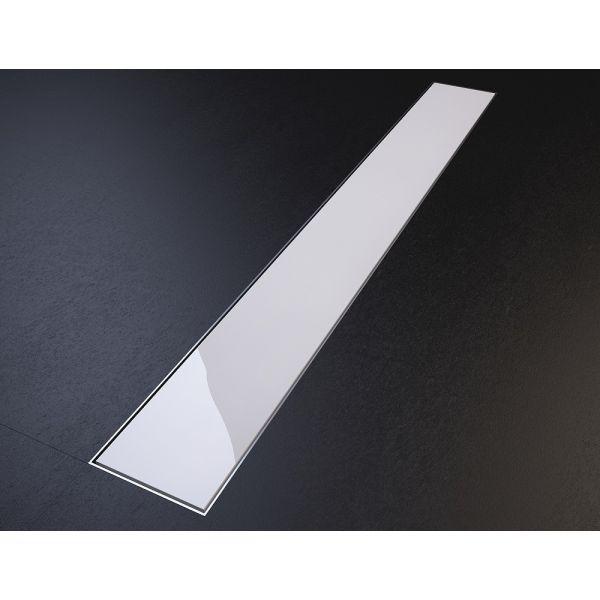 Glass, линеен подов сифон 685мм