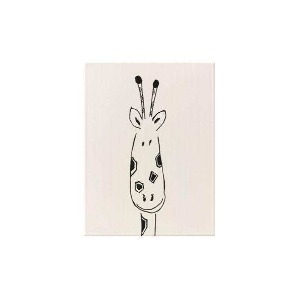 Декор за баня Жираф 5, 25х33см, лв/бр