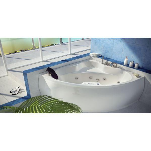 хидромасажна вана Nica Premium Flat, 1400мм