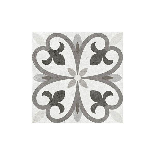 Гранитогрес Малта декор грис, 30х30см, лв/м2