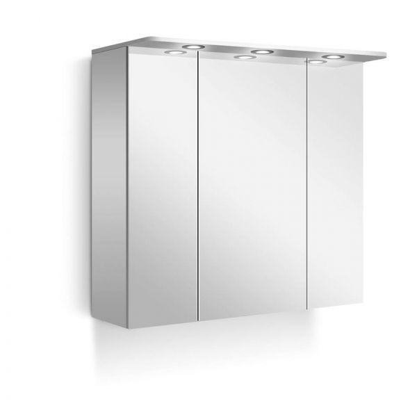 Мебел за Баня LINE, горен шкаф, 80см