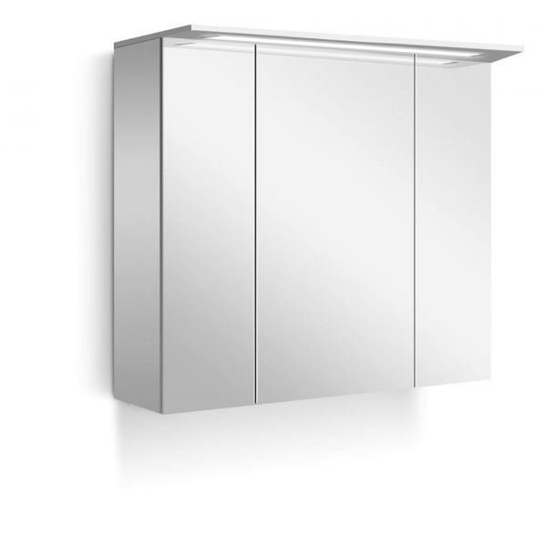Мебел за Баня NICE, горен шкаф, 80см