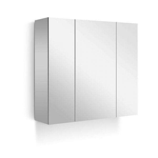 Мебел за Баня SOFT, горен шкаф, 80см