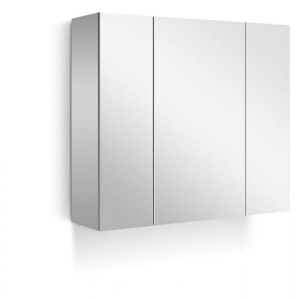 Мебел за Баня SOFT, горен шкаф, 90см