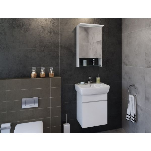 Комплект мебели за баня Лора, 50см
