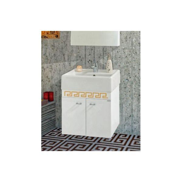 Долен шкаф за баня Призма, 50см