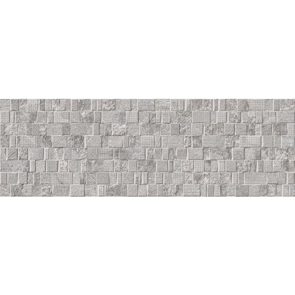 Плочки за баня Медина ариес грис, 20х60см, лв/м2