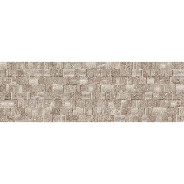 Плочки за баня Медина ариес марон, 20х60см, лв/м2