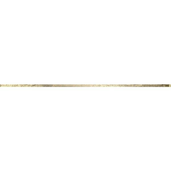 Стъклена пура за баня Медина оро, 1х59,34см, лв/бр