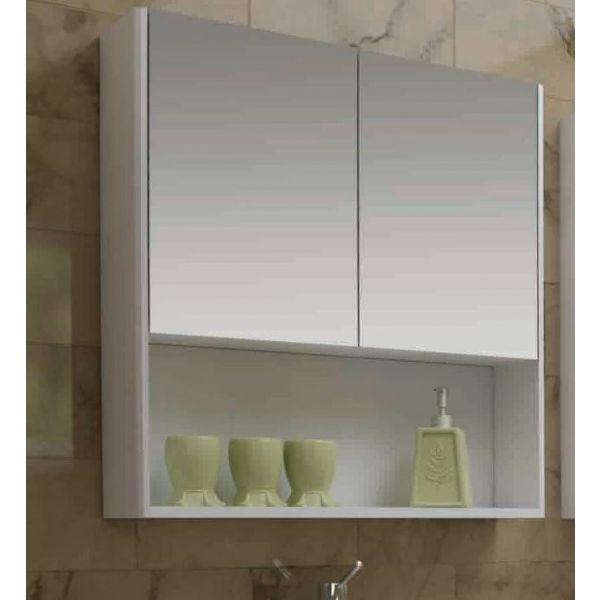 Горен шкаф за баня Minimal, 60см