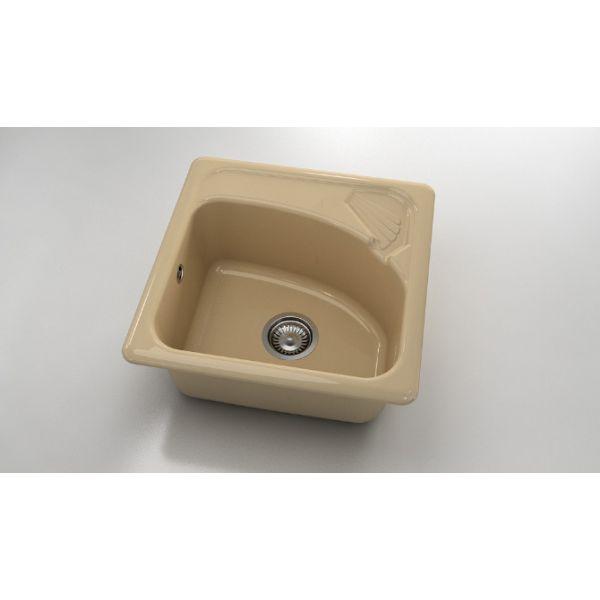 Кухненска мивка FAT 201, полимермрамор