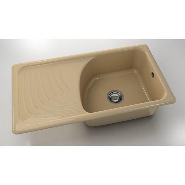 Кухненска мивка FAT 203, полимермрамор
