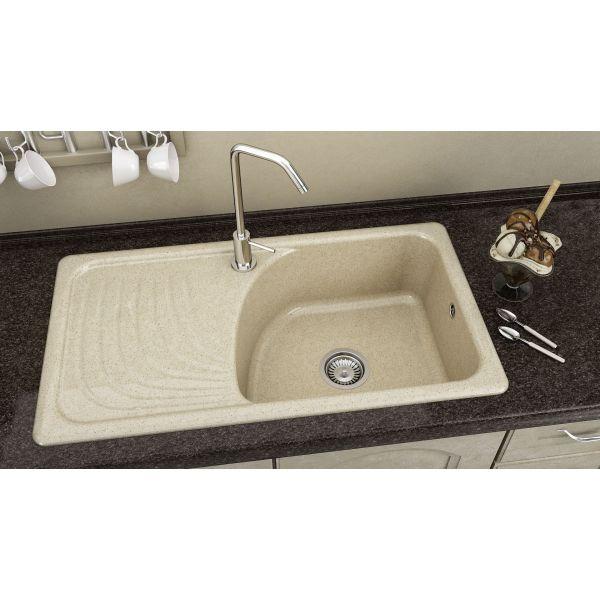 Кухненска мивка FAT 203, граниксит
