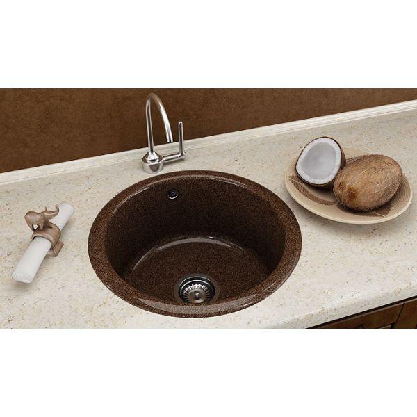 Кухненска мивка FAT 206, граниксит