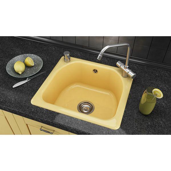 Кухненска мивка FAT 207, полимермрамор