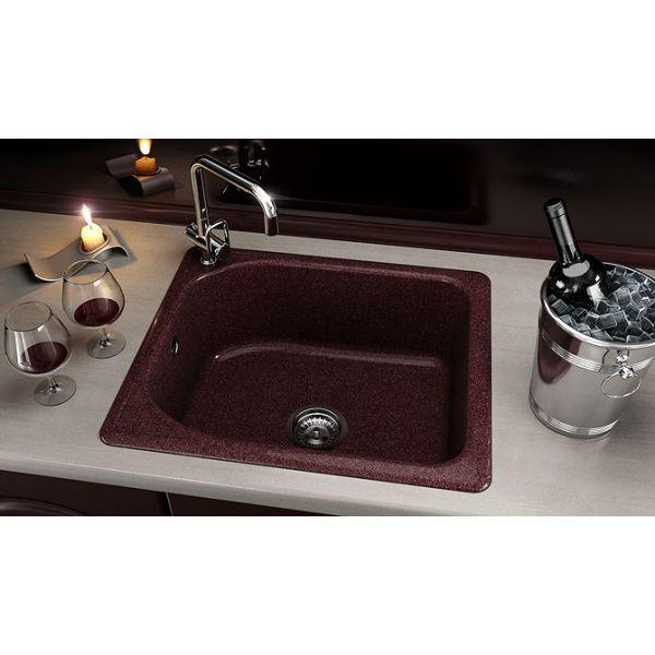 Кухненска мивка FAT 210, полимермрамор