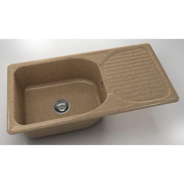 Кухненска мивка FAT 212, граниксит