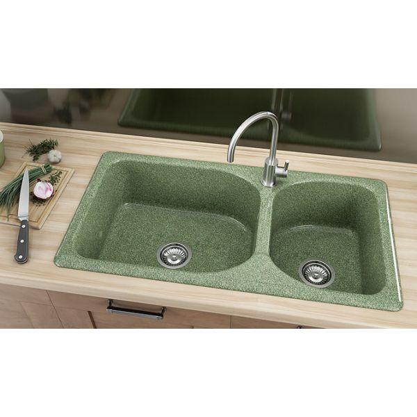 Кухненска мивка FAT 214, граниксит