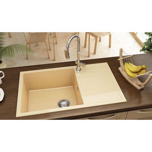 Кухненска мивка FAT 228, полимермрамор