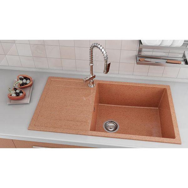 Кухненска мивка FAT 229, граниксит