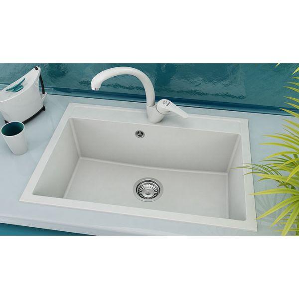 Кухненска мивка FAT 231, полимермрамор