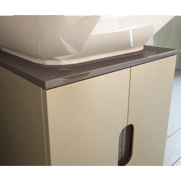 Мебели за Баня ORO 70 долен шкаф с 2 вратички