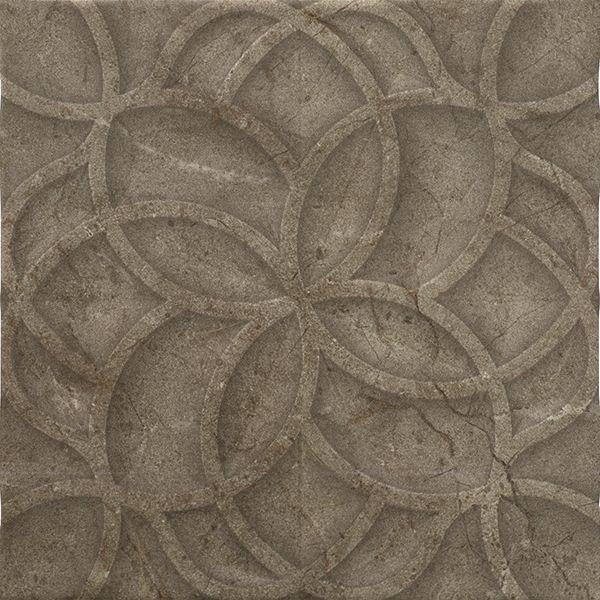 Декорна плочка Пандора шоколад, 31х31см, лв/m2