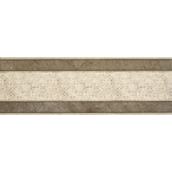 Декорна плочка Пандора шоколад 2 ,20х60см, лв/м2