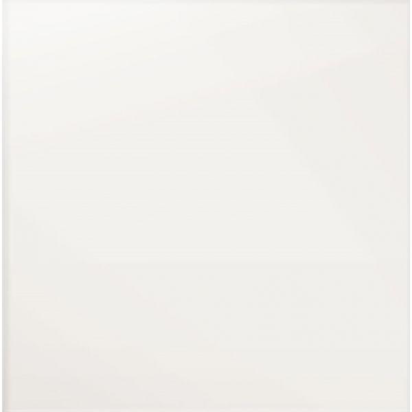 Плочки за баня Пастел бял, гланц, 20х20см, лв/м2