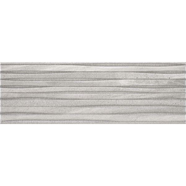 Плочки за баня Бърлингтан грей релеф, 20х60см, лв/м2