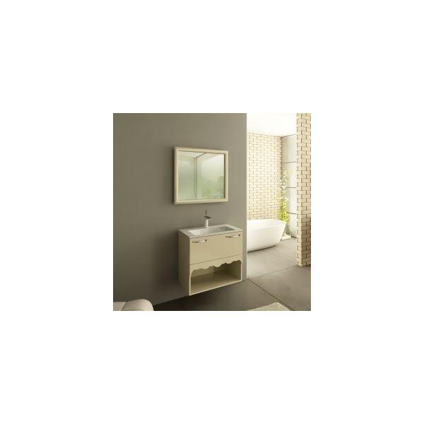 Ретро шкаф за баня Provence, 65см