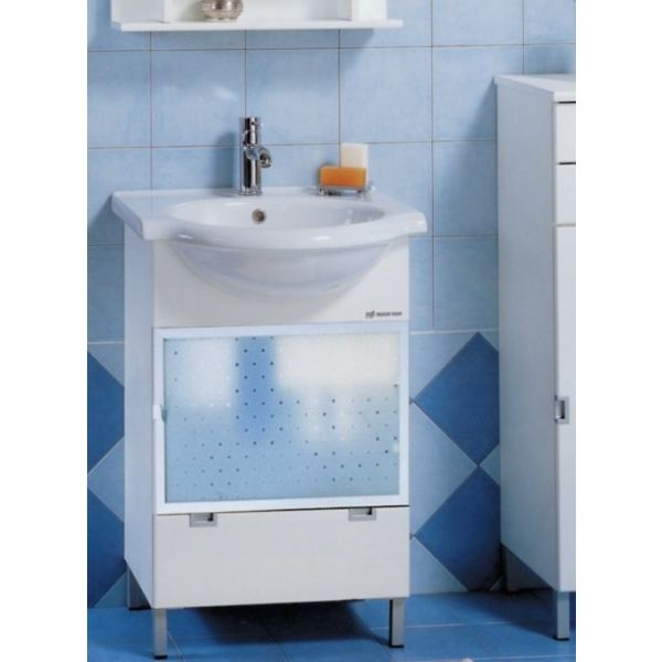 Долен шкаф за баня РИНГ 53