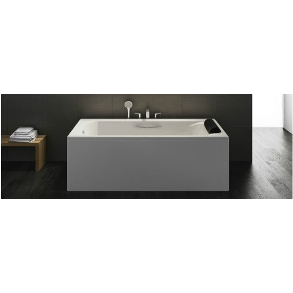 ROCA BeCool, правоъгълна акрилна вана с дръжки  1800mm