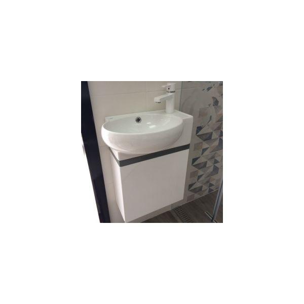 Долен шкаф за баня ROSA 45