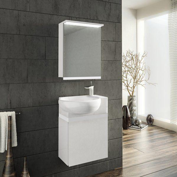 Комплект мебели за баня ROSA 45