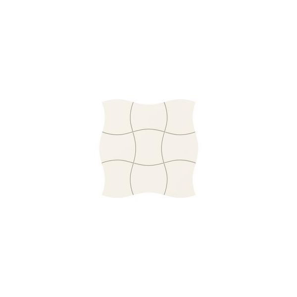 Мозайка за баня Роял Плейс Уайт, 29,3х29,3см, лв/бр