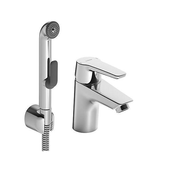 HANSA Sapolo bidetta смесител за умивалник с хигиенен душ