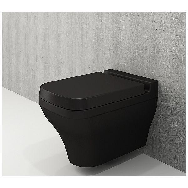 Bocchi Scala Arch конзолна WC черен мат