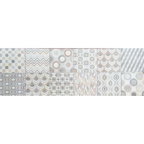 Декор за баня Портланд Серена микс, 20х60см, лв/м2