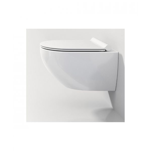 Санитарен Фаянс  CATALANO  Sfera 54 конзолна тоалетна чиния, New Flush